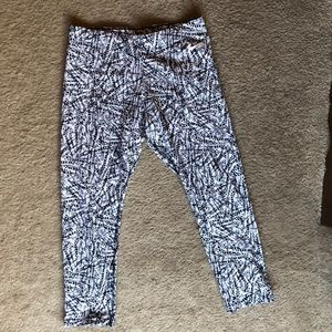Nike Cotton Cropped Leggings!